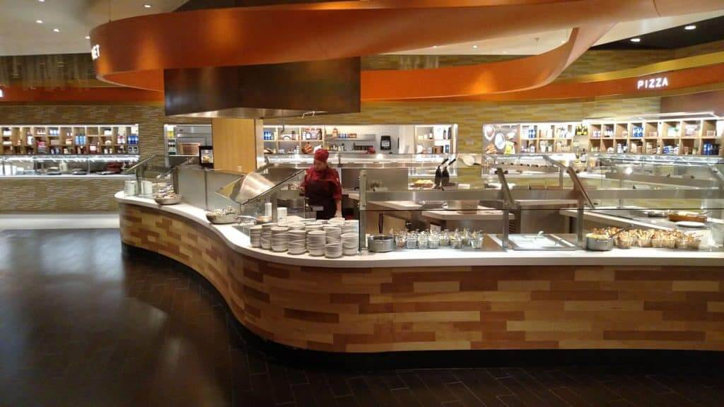 aria buffet buy one get one