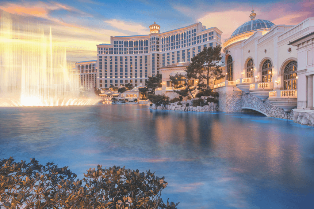 bellagio rewards myvegas