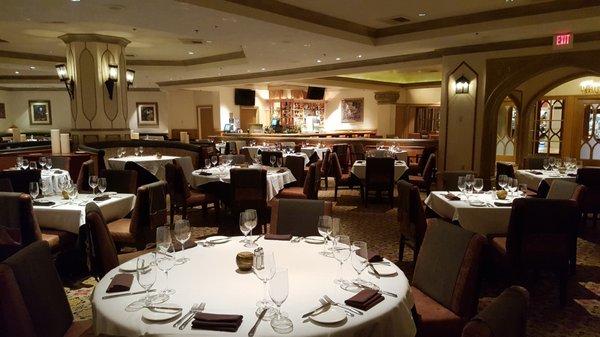 excalibur camelot steakhouse deal