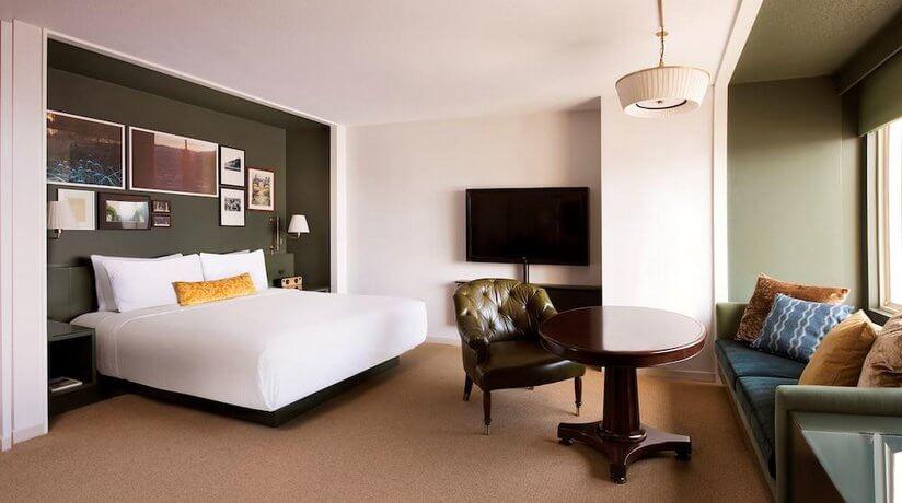 free park mgm hotel room