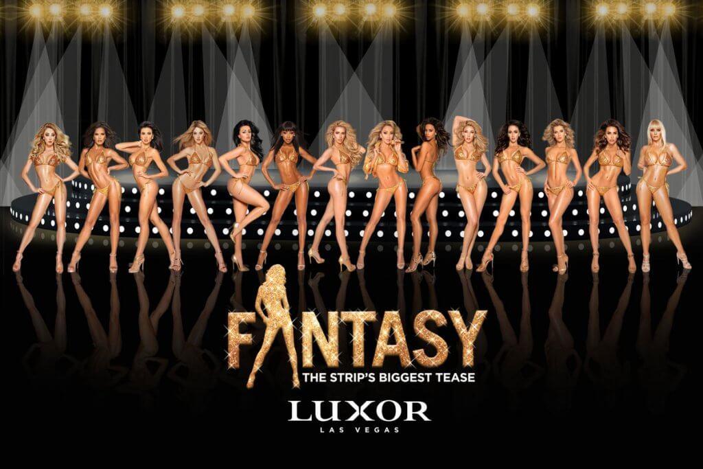 luxor fantasy free tickets