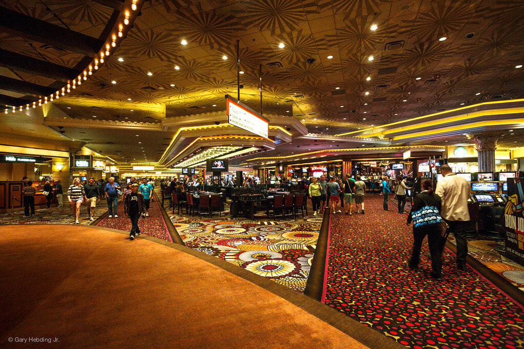mgm grand casino freeplay