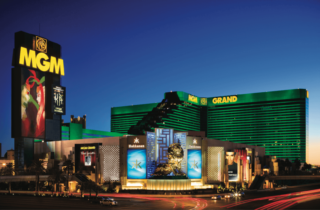 mgm grand rewards myvegas