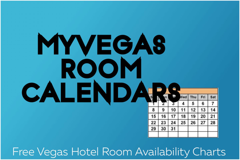 myvegas room calendars