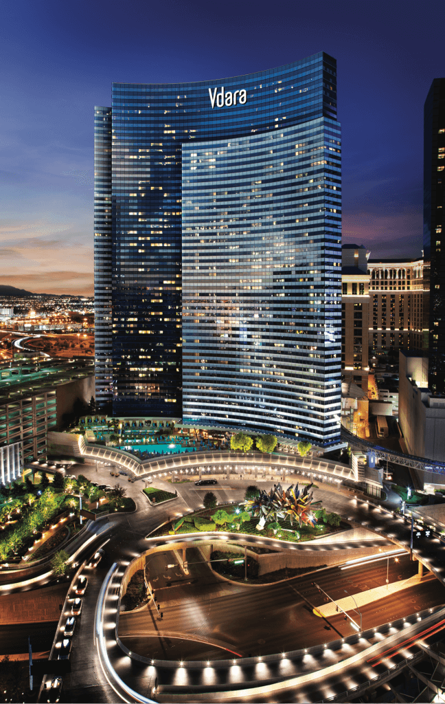 vdara rewards myvegas