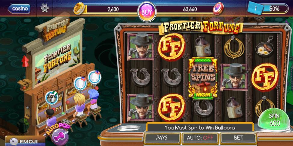pop slots app game